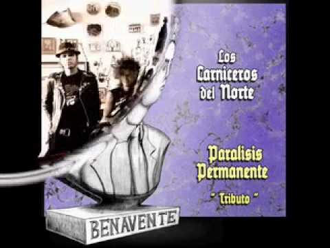 """Los Carniceros del Norte - Unidos (7"""" Lp) Tributo a Eduardo Benavente"""