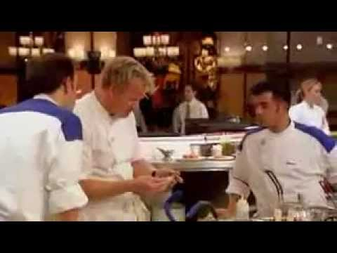 hells kitchenseason 8 all raj wanted to do was put his head in the freezer and thats why his stay in hells kitchen was a short one episode you watch - Hells Kitchen Season 9