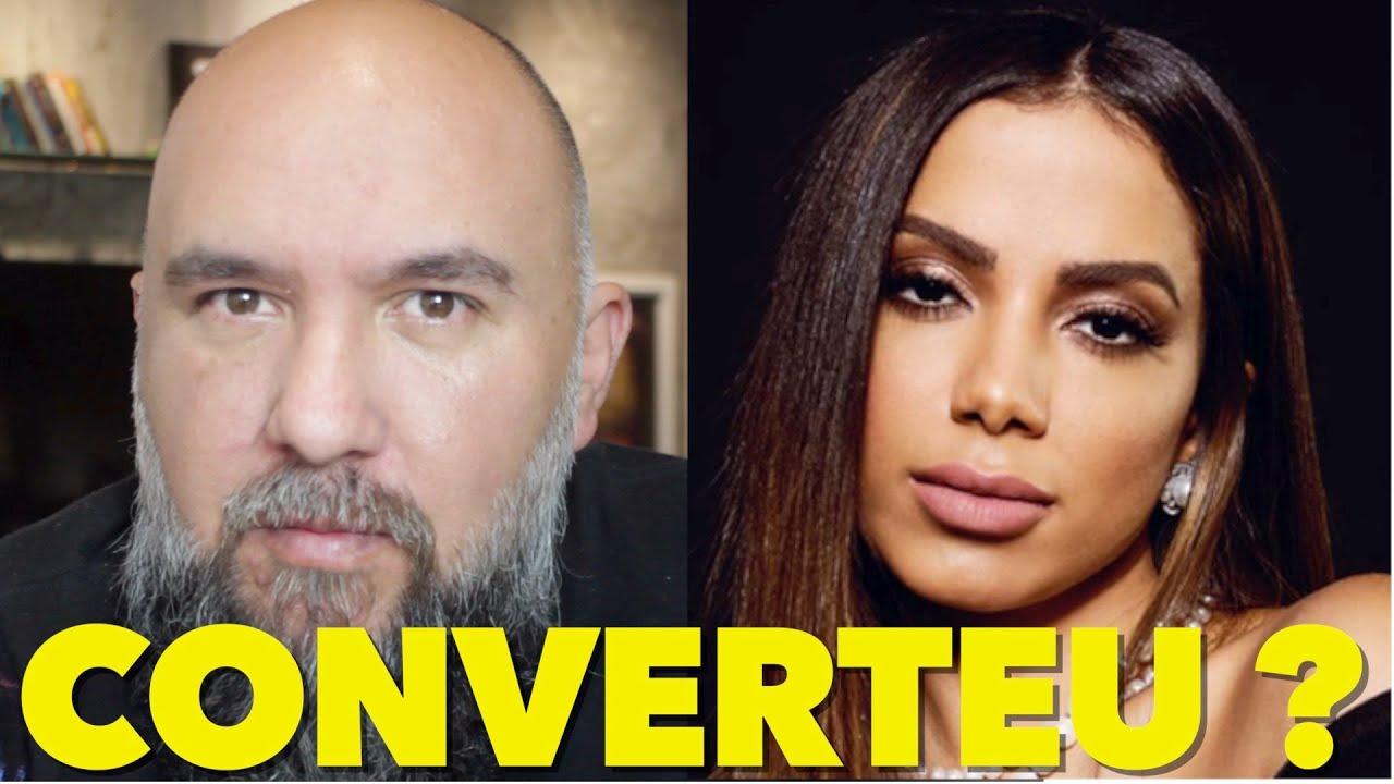 ANITTA CANTANDO MUSICA GOSPEL EM LIVE ! ENGANO || WAGNÃO