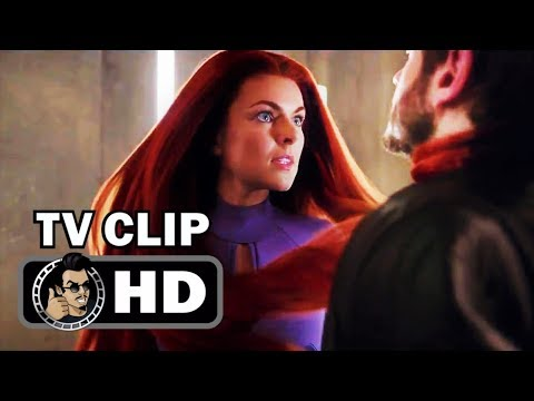 "INHUMANS Official Clip ""Maximus Confronts Medusa"" (HD) Serinda Swan Marvel Series"