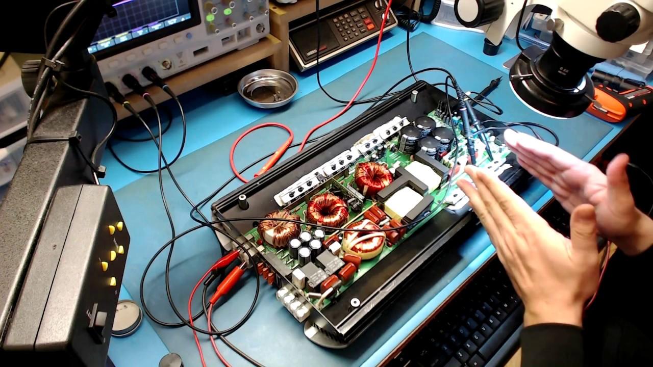 Image result for amplifier repair