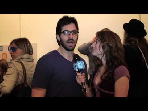 A Shorty Interview with #Comedian winner Rafinha Bastos