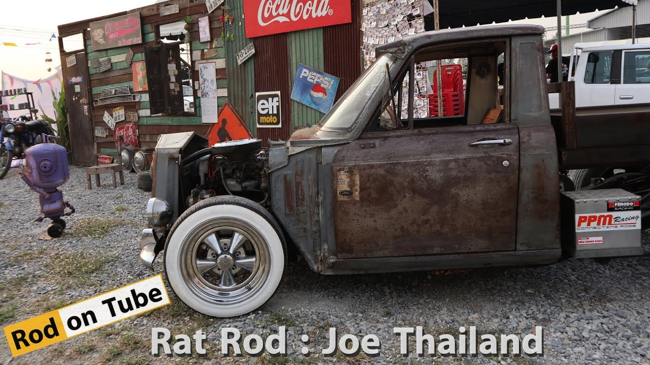 hight resolution of daihatsu f40 rat rod style