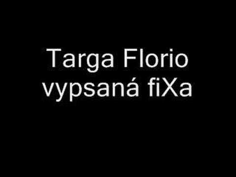 Vypsaná FiXa - Targa Florio