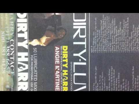 Dj Dirty Harry - Dirty Luv Mixtape Cassette Rare