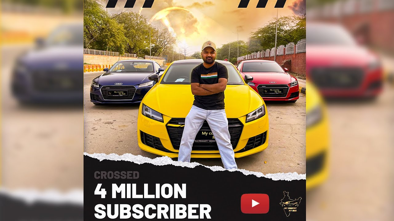 4 Million Special Video | MCMR