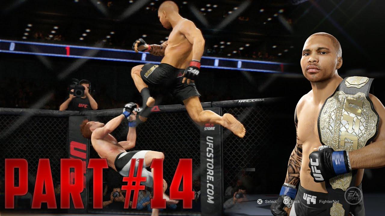 ea sports ufc 2 career mode walkthrough part 14 super flying knee rh youtube com EA Sports MMA Career Mode EA Sports MMA CAF Formulas