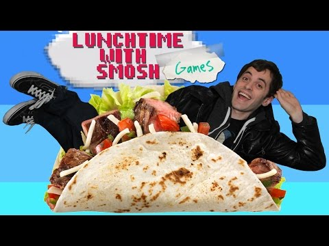 OUR SPIRIT ANIMALS - LUNCHTIME WITH SMOSH GAMES (Bonus)
