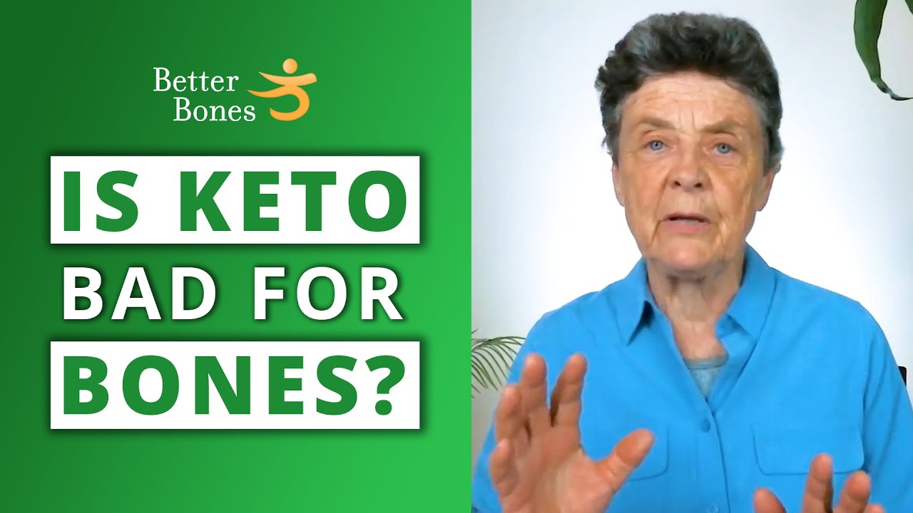 Is the Keto Diet Bad for Your Bones?