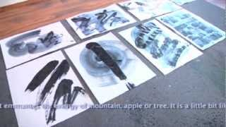 "Pierre Pirson - Extraits du film ""Beginning of infinity"" de bwa Art Gallery, mai 2012"