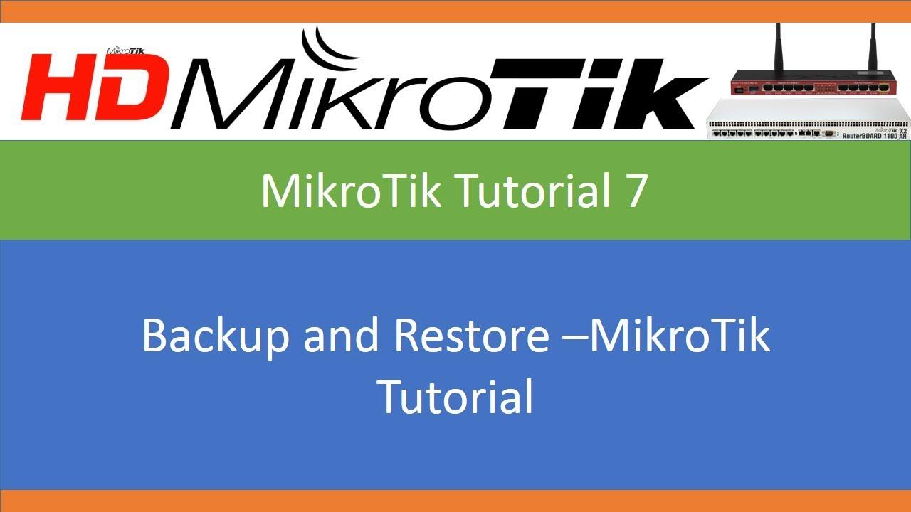 Mikrotik Layer 7 Regex Url