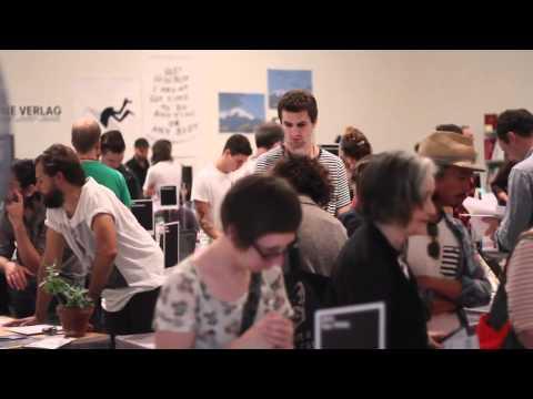 AA Bronson Talks About NY ART BOOK FAIR 2011