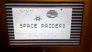 ZX-Trans Demo w/ Space Raiders game