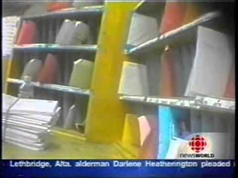 News - CBC Montreal - September 2nd, 2003 - Canada Post.wmv