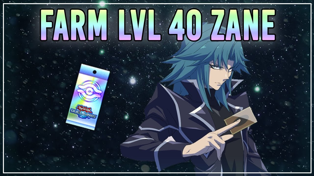 84167871c25a How to Farm Zane Truesdale Lvl 40  Yu-Gi-Oh! Duel Links  - YouTube
