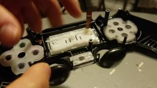 Updated how to take apart and reassemble ps4 controller