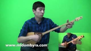 A.Желдібаев - Ерке Сылқым. www.mldombyra.com