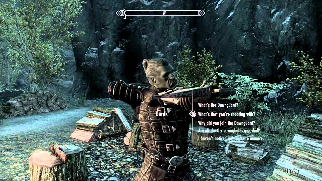 Skyrim: crossbow. Where can I find it