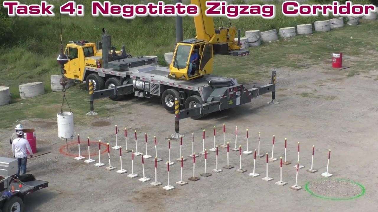 Laguna Crane Services - NCCCO Practical Exam