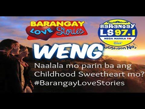 Barangay Love Stories - July 19, 2015 - WENG LOVE STORY W/ PAPA DUDUT - PODCAST