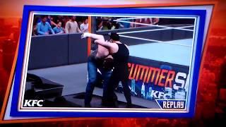 DC Guy01 - WWE 2k18 Walkthrough Pt. 47.5 - New Intercontinental Champion