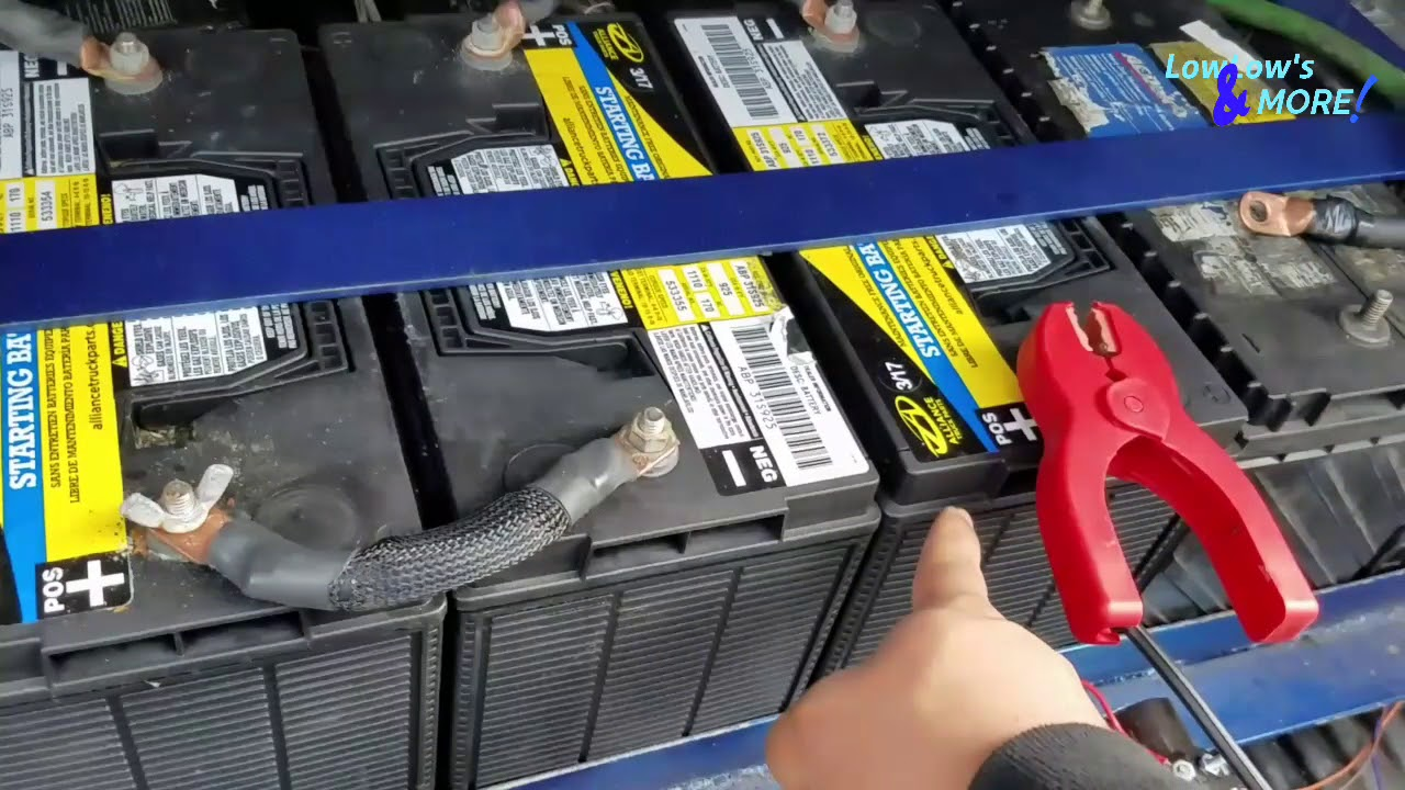 hight resolution of how to charge your lowriders batteries
