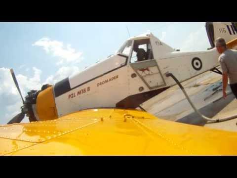 359 ΜΑΕΔΥ - P.Z.L DROMADER M18B Agrinio Greece