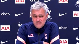 Jose mourinho speaks to the press ahead of tottenham's game with fulham on thursday.mourinho confirms gareth bale will be involved in match, following on...
