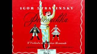 Stravinsky / Ernest Ansermet, 1957: Petrouchka - Le Tour De Passe, Danse Russe, Chez Petrouchka