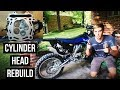 $500 Yamaha YZ450F Dirt Bike | Top End Engine Rebuild