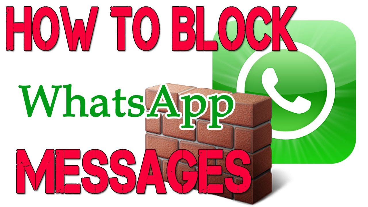 how to block someone on whatsapp iphone how to block whatsapp messages on iphone ipod touch 2819