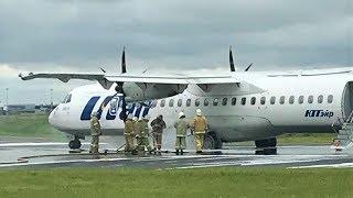 Самолет с югорчанами, которые 5 часов просидели в тюменском аэропорту, вылетел