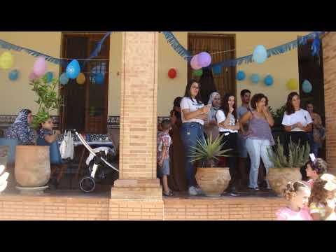 Fiesta De Bienvenida - Colegio De Alhucemas (29/09/18)