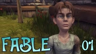 "FABLE ANNIVERSARY Walkthrough Gameplay Ep 01 - ""I"