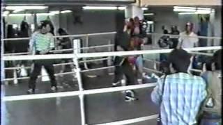 総合格闘家VSプロボクサー(ボクシングスパーリング)