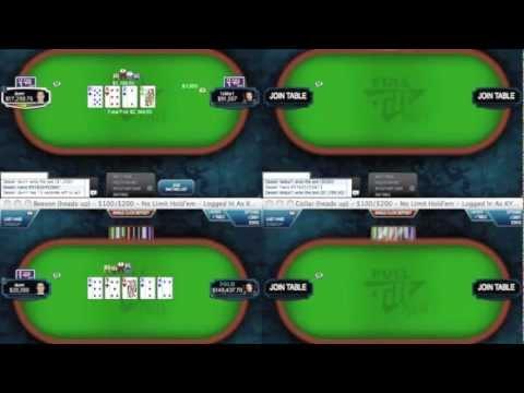 Isildur1 vs durrrr - Full Tilt Poker - December 9, 2012