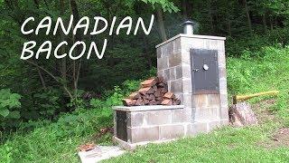 Homemade Canadian Bacon