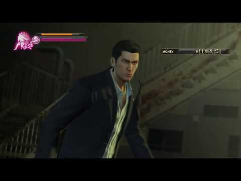 Yakuza 0 alternate ending