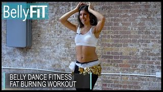 Belly Dance Fitness Calorie Burn Extreme - Shimmy Challenge