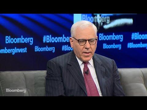 Carlyle's Rubenstein on Politics, Economy, Tech
