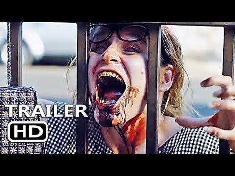 Better Off Zed Official Trailer 2018 Comedy Zombie Movie Youtube
