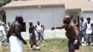 Kimbo Slice Vs Black Man