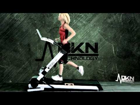 Recensione Tapis Roulant Space Run Dkn Technology Youtube