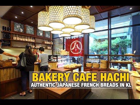 Bakery Cafe HACHI, Sri Hartamas
