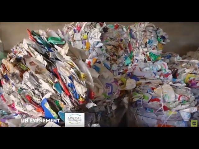 Переработка пластиковых отходов | Recycling plastic waste | Новая Каледония | Nouvelle-Calédonie