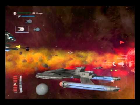Star Trek Legacy - Mission 2 - Breakwater