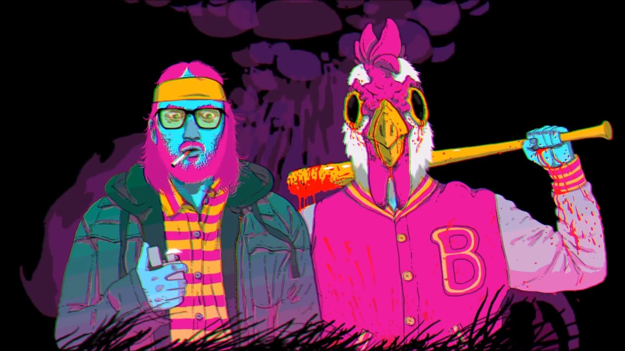 Hotline Miami Wallpaper Engine Download Youtube
