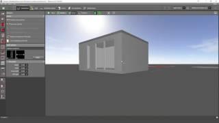 DIALux EVO. Урок 3. Как построить окна и двери в помещении