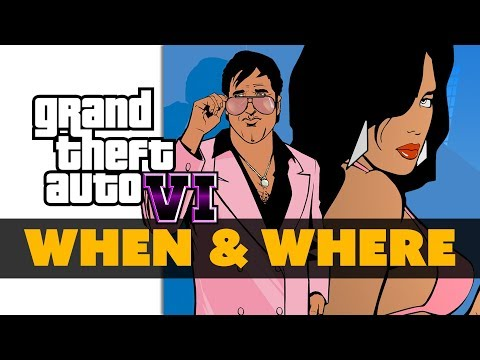EXCLUSIVE: Grand Theft Auto VI Location Details! - Game News