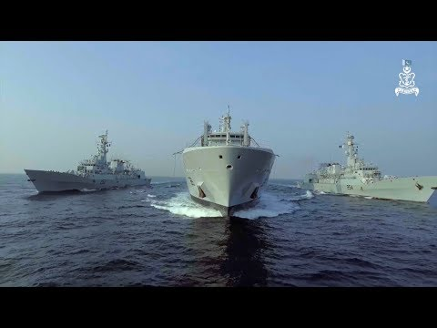 "Pakistan Navy Documentary ""Zarb-e-Aab"" | Pakistan Navy Day | 8 September 2019"
